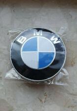 BMW Emblem Logo Motorhaube 51148132375 1er 3er 5er E36 E39 E46 E90 E91 E92 82mm