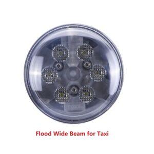 PAR36 LED 18W 6000K Aviation Grade Taxi Light GE405 Replacement 2100 Lumen