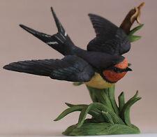 Lenox Barn Swallow Garden Bird Collection 1993