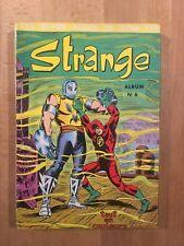 STRANGE - Reliure numéro 6 (17 à 19) - TBE