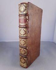 (de MICHEL) ABREGE DES HISTOIRES DES PLUS FAMEUX HERESIARQUES / 1699 GUIGNARD
