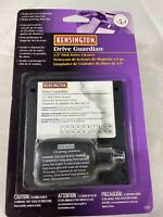 "NEW Kensington 3.5"" Floppy Disk Drive Cleaner w/ Solution Kit EASY TO USE NIB"