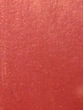 100 x A4 Pearl Retro Red Card Stock, 250gsm, One Sided. Cardmaking Scrapbooking.
