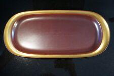 Beautiful Retro 1970's Thomas / Rosenthal Germany Stoneware Sandwich Tray