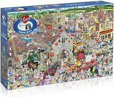 Gibson's Jigsaw Puzzle 1000 Piece I Love Weddings