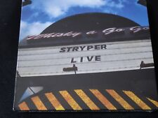 Stryper - Live at the Whisky (Live Recording CD + DVD 2014) ROBERT MICHAEL SWEET