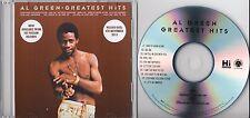 AL GREEN Greatest Hits 2013 US 10-track promo CD