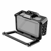 SmallRig Cage for DJI Osmo Action Camera with Removable 52mm Adapter Filters
