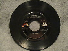 "45 RPM 7"" Record Jim Reeves I Wont Come In While Hes There & Maureen RCA 47-9057"