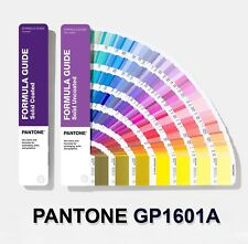 Pantone Gp1601a Coated And Uncoated Formula Guides Nib