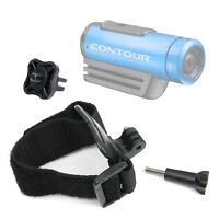 Adjustable Wrist Strap + Screw Thread Adapter For Contour +2, Roam 2 & Roam
