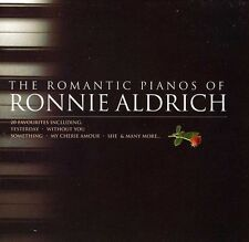Ronnie Aldrich - Romantic Pianos of [New CD] England - Import