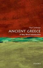 Very Short Introductions: Ancient Greece by Paul Cartledge (2011, Paperback)