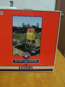Lionel Electric Coal  Elevator #6-32921-New in Box