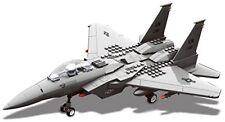 270pcs Fighter Building Blocks Wange Block Creative Bricks US Airforce Jet F15
