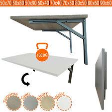 Wandtisch Wandklapptisch Küchentisch Schreibtisch Esstisch !! 36 VARIANTEN !!