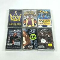 Lot 6 Cassette Tapes FLORIDA Gangsta Rap Hip Hop DJ Laz JT Money 69 Boyz *SEALED