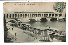 CPA-Carte Postale FRANCE Paris- Viaduc d'Auteuil  en 1906  VM6304