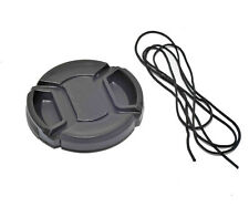 40.5mm Front Lens Cap Centre Grip 40.5mm & Keep Cord
