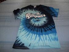 Gilligan's on the Harbor Destin, Florida tye dyed T-Shirt Size S tie