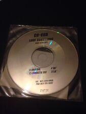 Matt Goss (Co*Bra) - Love Sweet Love - VERY HARD TO FIND PROMO CD Luke Goss Bros