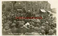 More details for real photo plain back postcard lloyd george, pickering, north yorkshire, s smith