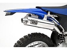 Yamaha WR 450F R-Series Slip-On Exhaust with Spark Arrestor; 02-4455
