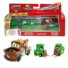 Disney Cars Cast 1:55 - Gift Pack Race o Rama - Mater, Bruiser Bukowski, Chick H