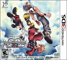 *NEW* Kingdom Hearts 3D Dream Drop Distance - Nintendo 3DS