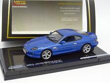 Velocidad 1/43 - Aston Martin DB7 GT Azul