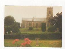 St Martins Church Glandford Postcard 478a