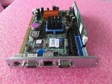 Square One Industries NC-674V1 Half Size ISA SBC KB/VGA/LAN/COM Singel Board