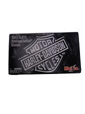 Harley Davidson 2002 FLSTC Heritage Softail Classic 1:18 Die Cast Model