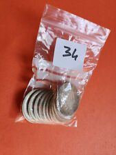 Lot 10 pièces argent 50 Francs Hercule année diverses Lot n° 34