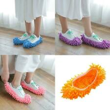 Professional Dust Floor Cleaning Slippers Shoe Mop Tool Cover House Clean S8Q0