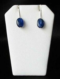 Stunning AAA Blue Kyanite 14Kgf Earrings 5712