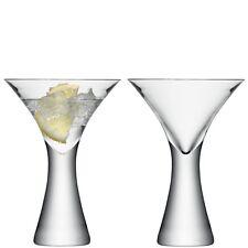 LSA Moya Cocktail Glass 300ml - Clear - Set of 2