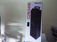 Craig Portable Sound Blaster With Bluetooth Wireless Technology
