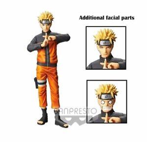 Banpresto Nero Uzumaki Naruto Naruto Shippuden Grandista Prize Figure