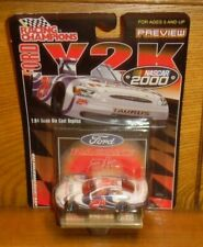 Racing Champions Nascar 2000 Preview Race Car - Ford Y2K