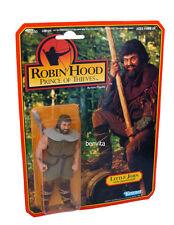 Robin Hood Prince of Thieves - Little John 11,5 cm Kenner 4+ - Neu