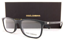 Brand New Dolce & Gabbana Eyeglass Frames DG 5027 2525 Matte Black For Men SZ 55