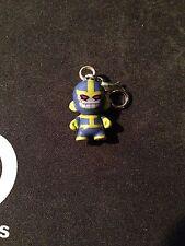 Kidrobot Marvel Munnyworld Series 2 Zipper Pulls Thanos Munny Keychain Comics