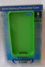 iphone 4/4S EXTRA BATTERY/Protective Case  CHARGE 2600mAH FLOR GREEN GADGET GEAR