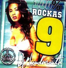 100%  ROCKAS  REGGAE & LOVERS ROCK MIX  CD PART 9