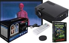 Halloween PROFX PROJECTOR KIT + ATMOSFEARFX WITCHING HOUR DVD Haunted House NEW
