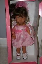 Engel Puppen Engel Puppe Doll Spring Fairy with WINGS! Cape May GERMANY NIB