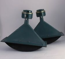 Pair of Altec Lansing H-811 Horns and 806A 16 Ohm Drivers