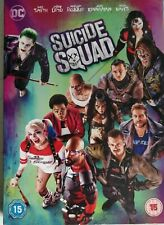 SUICIDE SQUAD DVD NEW AND SEALED DC