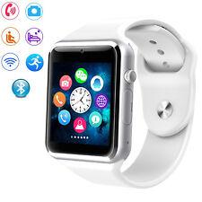 Bluetooth Wrist Smart Watch Sync Call For Samsung Galaxy S10 Plus S10 LG V40 V50